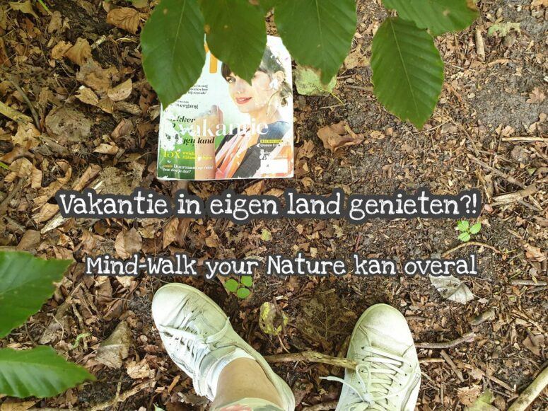 Mind-Walk Your Nature in vakantie